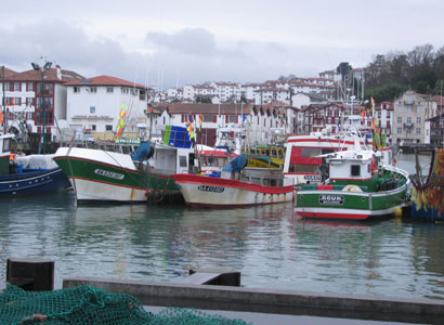 Port of Saint Jean de Luz